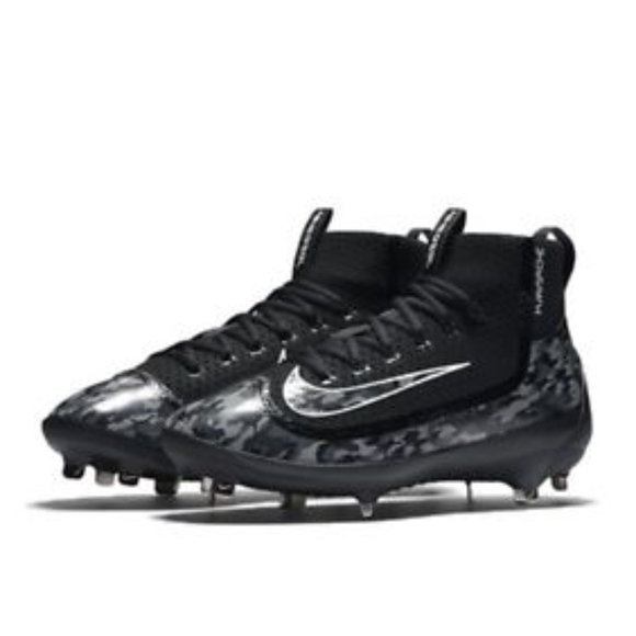 Nike Air Huarache 2KFilth Elite Mid Baseball Cleat